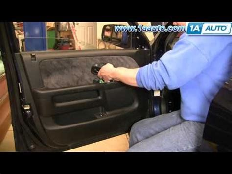 how to remove install front door panel suzuki xl 7 youtube 15 best images about honda cr v auto repair videos on