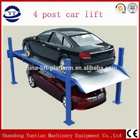 backyard buddy car lift for sale best selling 4 post backyard buddy car lift prices with