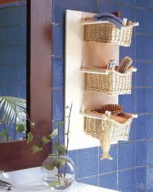 wicker baskets for bathroom storage 3 diy wicker basket projects