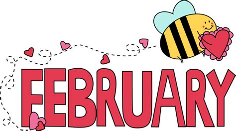 February Calendar Clipart a s touch january 2014