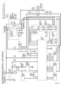 nissan sentra service manual wiring diagram manual air conditioner heater air