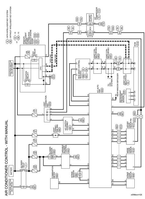 qr25de ecu wiring diagram 25 wiring diagram images