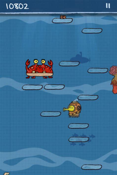 doodle jump wii image doodle jump underwater 2 png doodle jump wiki