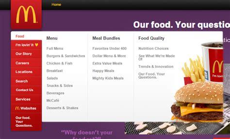 web design menu vertical tips for designing vertical website navigation menus