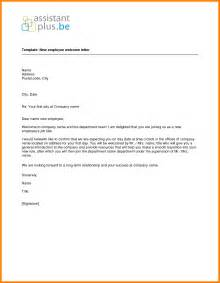 doc 607792 sle welcome letter how to write a new