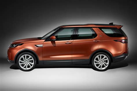 which side does st go on 2017 land rover discovery look review
