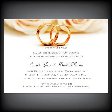 Wedding Invitations Ring Design the best new wedding rings