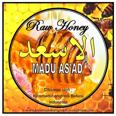 Madu Murah Madu Randu Kapuk 330gr kios madu fredi unit distribusi bekasi cikarang