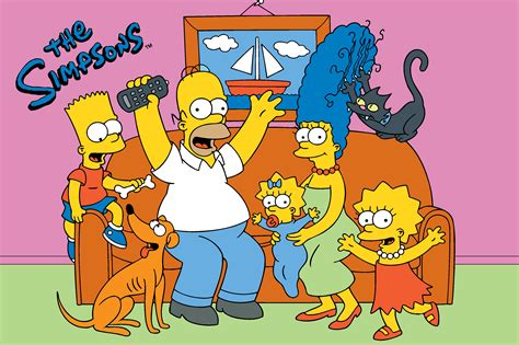 K Simpsons by The Gallery For Gt Simpsons Family
