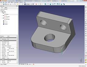 free 3d software scientific computing amp co 3d cad software freecad