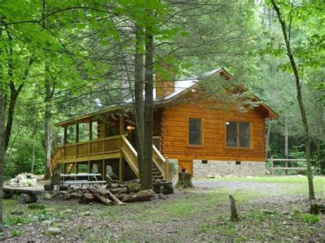 Great Outdoor Cabin Rentals by Enjoy The Great Outdoors With This 2 Bedroom Creekfront