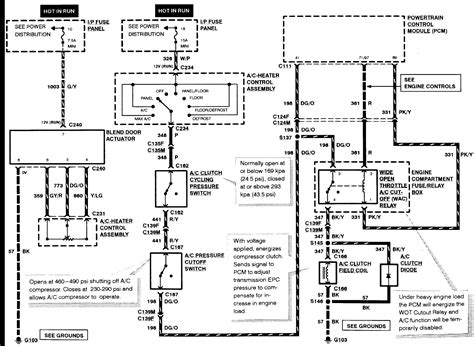 wiring diagram for central air unit diagram free printable