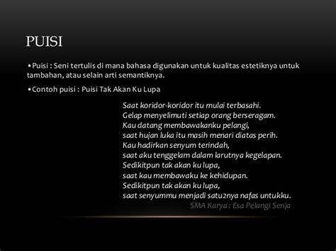 materi bahasa indonesia kelas  semester  part