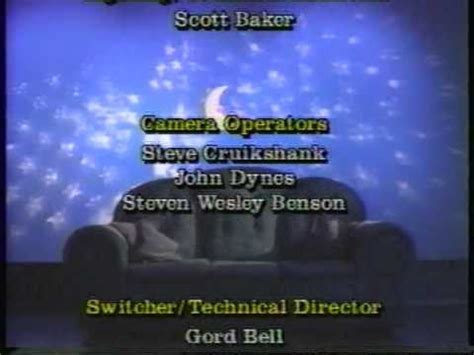 big comfy couch credits the big comfy couch ending and credits youtube