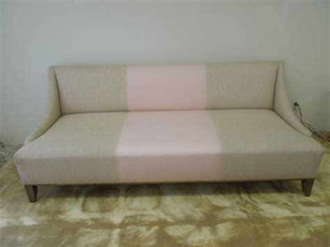 pink sofas for sale contemporary modern tan linen and pink custom made fashion
