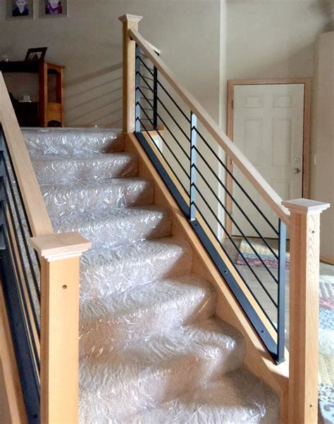 Iron Banisters And Railings Interior Railing Gallery