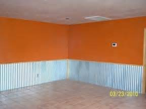 corrugated tin wainscoting corrugated metal wainscoting images