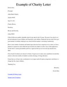 Charity Fundraising Letter Samples Charitable Donation Cover Letter Reportd24 Web Fc2 Com