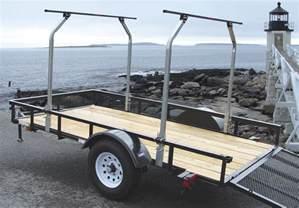 toptier utility trailer cross bar system