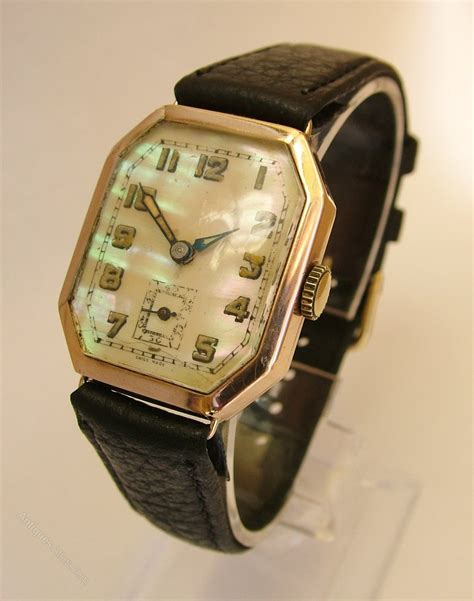 antiques atlas gents 1920s 9ct gold of