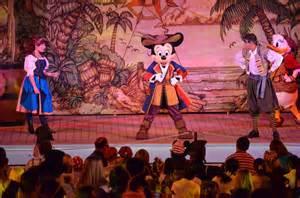 ahoy matey pirate night disney cruise