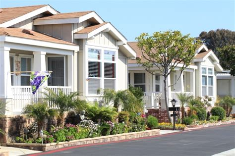 resale of manufactured homes in southern california