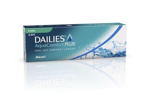 Aqua Comfort Dailies Rebate by Dailies Aquacomfort Plus Toric 30 Pack Visionpros