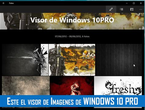 el visor de fotos de windows 7 en windows 10 escape digital como recuperar el clasico visor de imagenes en windows 10