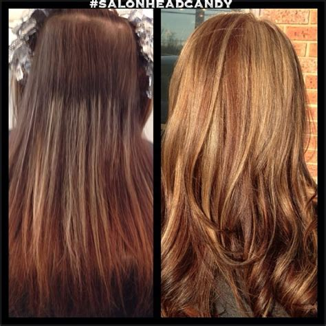 foils vs ombre highlights foils1 salon head candy