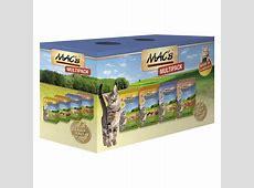 MAC´s Cat Multipack 12 x 100 g günstig bei zooplus Mac S Tiernahrung