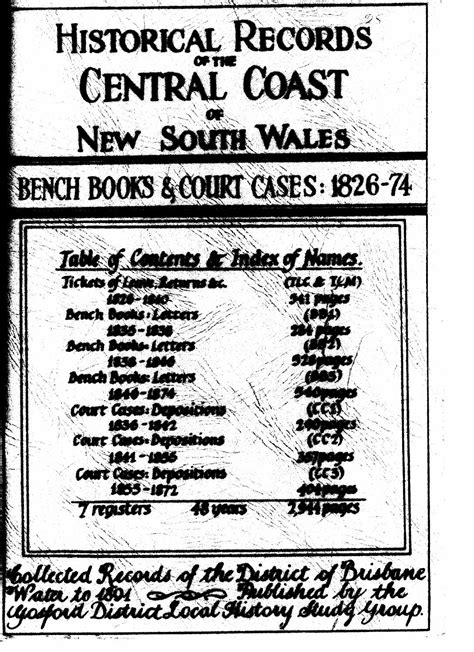 family court bench book bench books court cases 1826 1874 historical records of