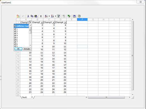 listview layout template exle objet alternatif 224 listview pour colorier les lignes en