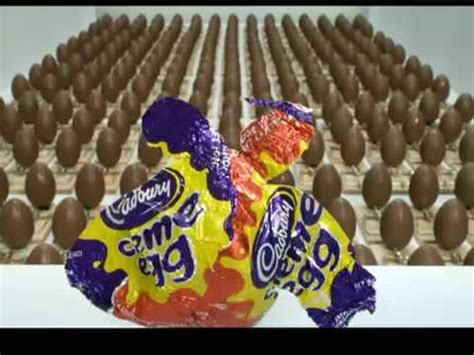 Mocked In Ad Caign by Creme Egg Ad