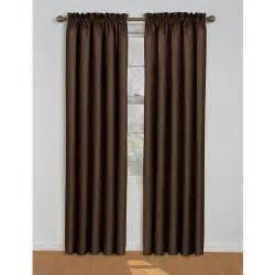 Eclipse Samara Curtains Eclipse Samara Blackout Energy Efficient Curtain Panel Walmart