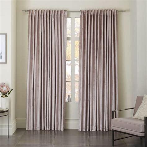 Dusty Pink Curtains 2016 Velvet Trend In Interior Design 24 Photos Interior For