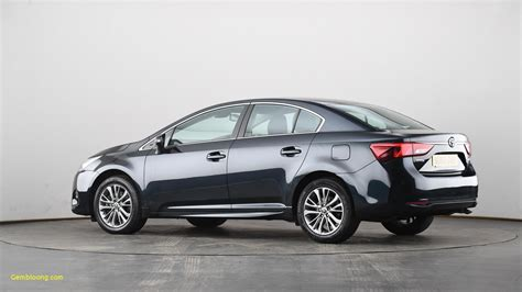 2019 New Toyota Avensis by New Toyota Avensis 2019 Review And Specs Car