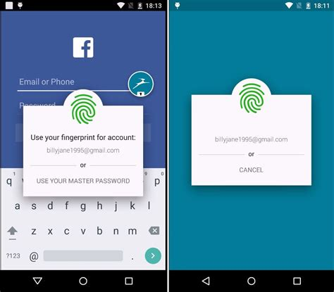 android fingerprint adds fingerprint functionality for android m