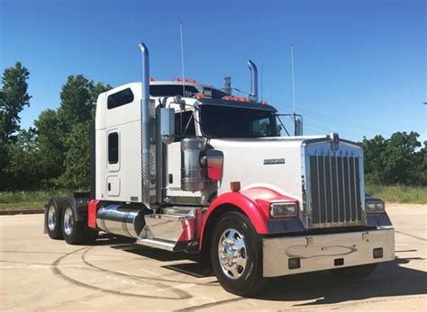 2014 kenworth truck 2014 kenworth w900l conventional trucks for sale 77 used