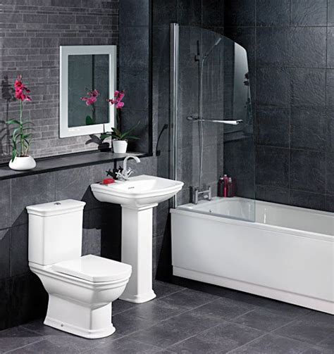 Black And White Bathroom Suites by 191 Best Bathroom Makeover Images On Bathroom