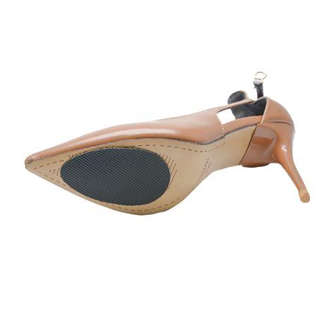 Sendal Anti Slip 1pair anti slip pad ground grip soles stick self adhesive shoes pads mats non slip rubber