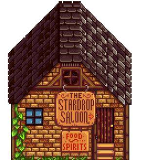 stardrop saloon stardew valley wiki