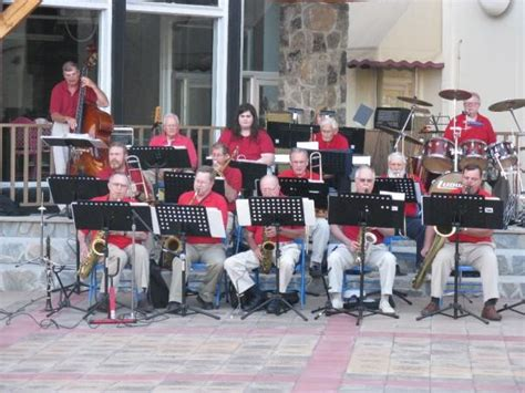 big band swing hits big band swing hits the town of newland s free riverwalk