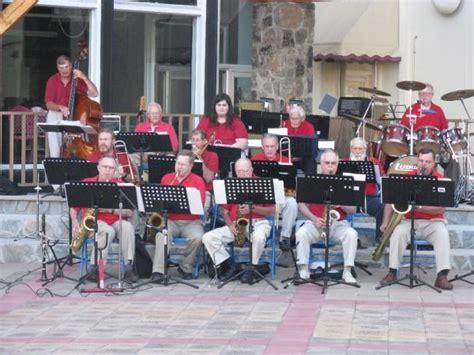 big band swing hits big band swing hits the town of newland s free riverwalk