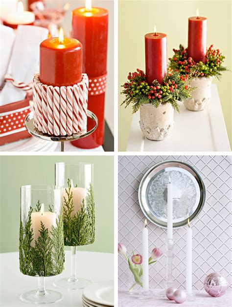 christmas design ideas 25 cool christmas candles decoration ideas digsdigs