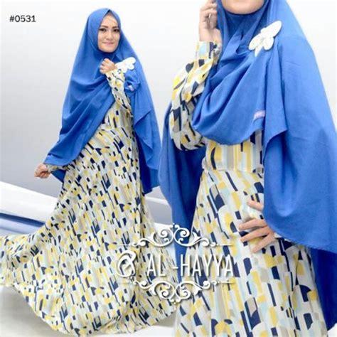 Gamis Monalisa Kotak gamis wolfis hamnah a074 baju muslim mono kotak butik