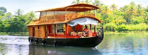 allepey house boats most amazing team outing destinations in kerala wandertrails com