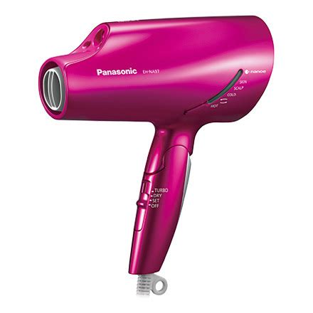 Nanocare Hair Dryer Panasonic panasonic nanocare ionic hair dryer eh na97 cosme