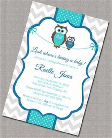 printable owl boy baby shower invitations 1000 images about pao s baby shower on pinterest owl