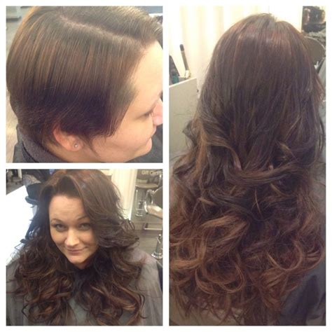 hair extensions hair care ehow great length extensions before and after by wanda 856 751