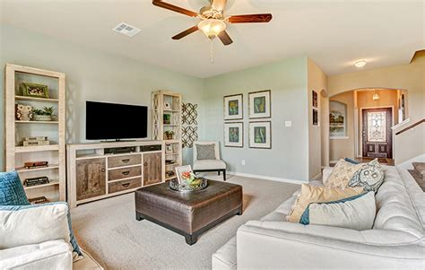 Olive Garden Alamo Ranch by Waterford Park New Home Community San Antonio